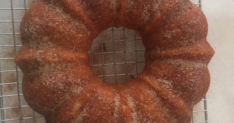 """Old-Fashioned"" Bundt Cake"