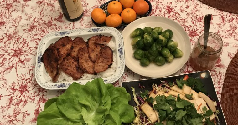 Supper Club: January and Aging Parents