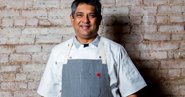 Chef Floyd Cardoz (His Legacy. . . To Me)