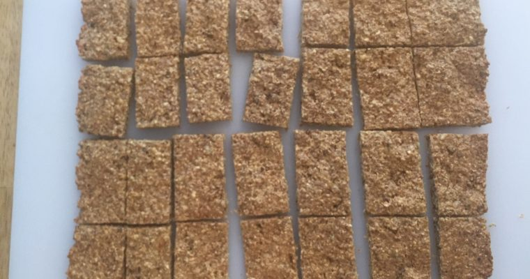 Pre-Workout Energy Bars